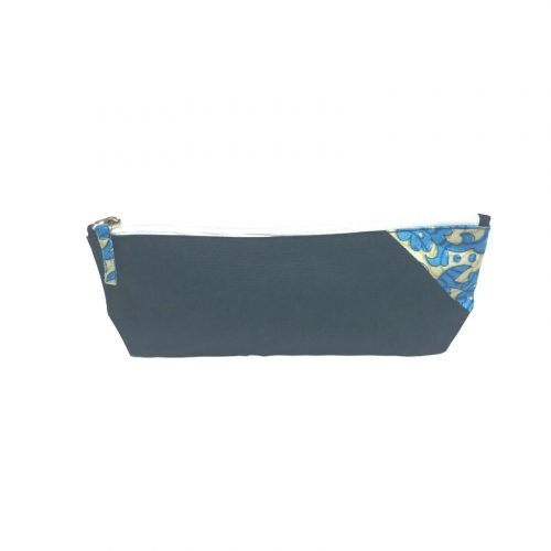 Carry collection - Canvas pencil Pouch 9 x 3'' / 23 x 8 cm