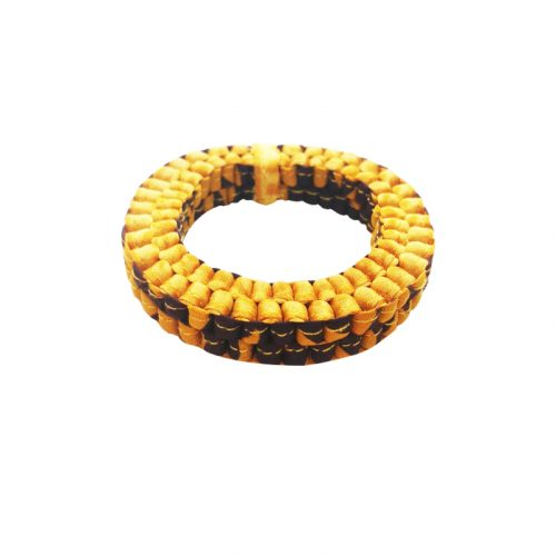 Criss Cross collection - Round bracelet
