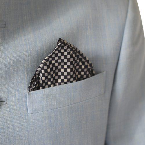 Wraparound collection - Pocket square