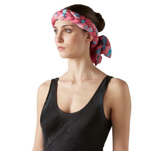 Wraparound collection - Braid turban
