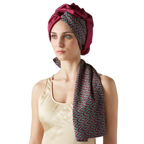 Wraparound collection - Tail turban