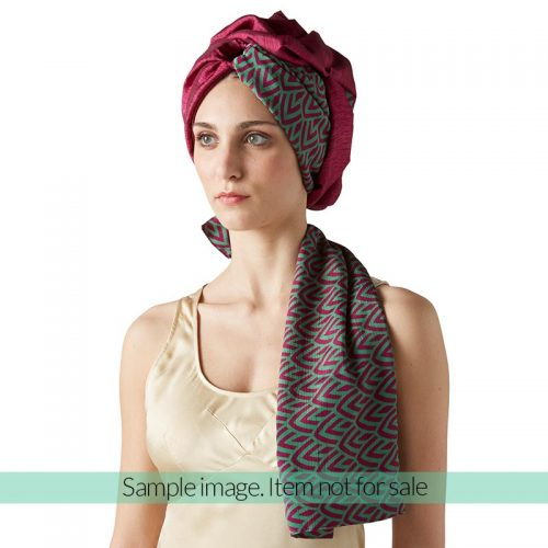 Wraparound collection - Tail turban