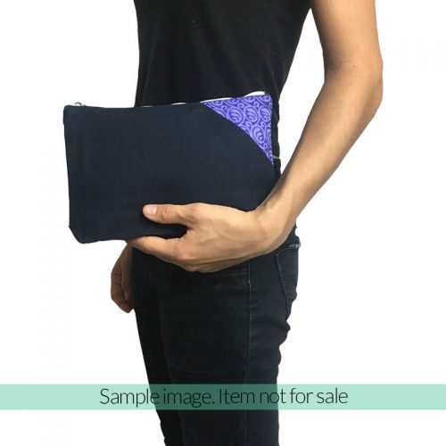 Carry collection - Canvas Pouch 9 x 6'' / 23 x 15 cm