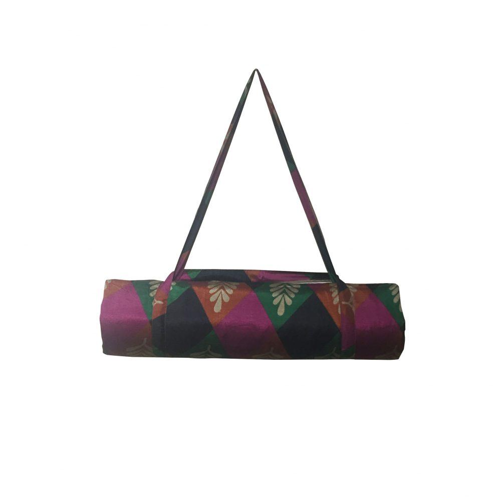 Carry collection – Yoga mat carrier – I WAS A SARI 7b6270fd28039