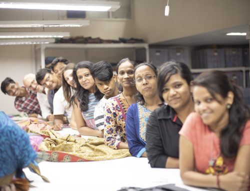 #DREAMJOB: FASHION DESIGNER – I WAS A SARI