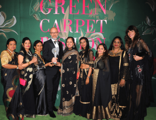I was a Sari wins Ethical Fashion award – The Green Carpet 2019