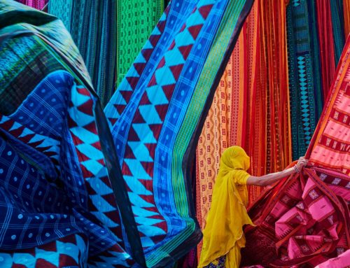 The Sari Story – across generations and cultures